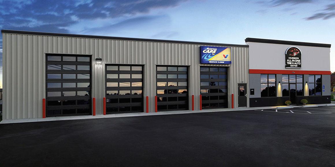 Energy Series with Intellicore overhead doors